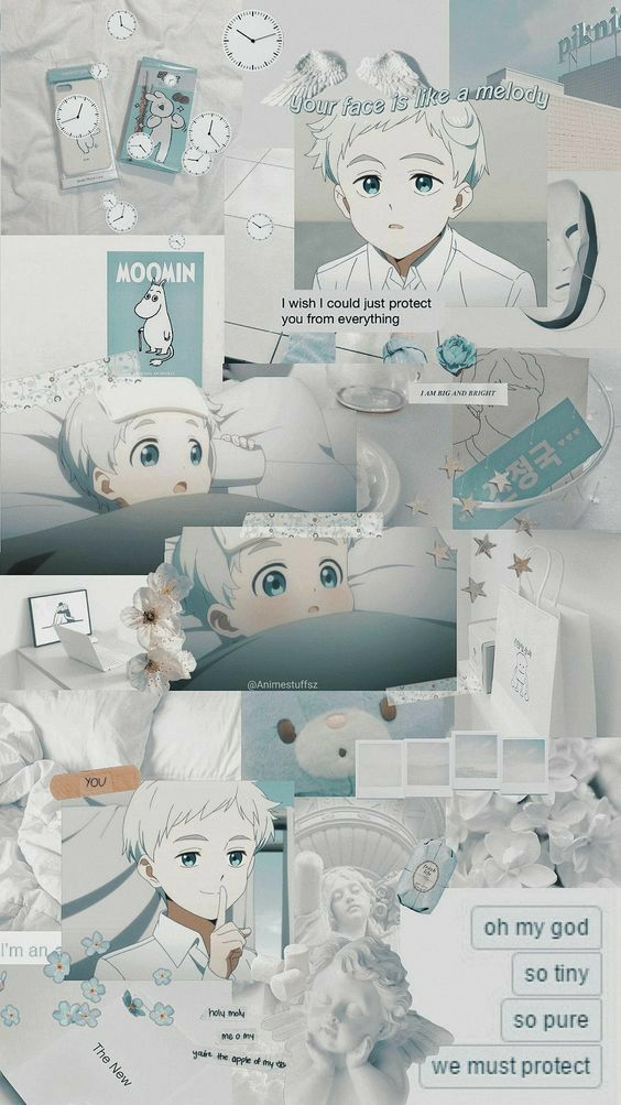 The Promised Neverland x FEM Reader scenerios and oneshots💜(paused) - 💙Norman as your Boyfriend💙