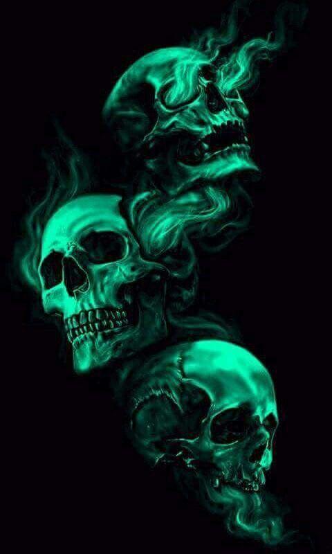 Skulls Airbrush Tatuajes Calaveras Y Craneo Dibujo