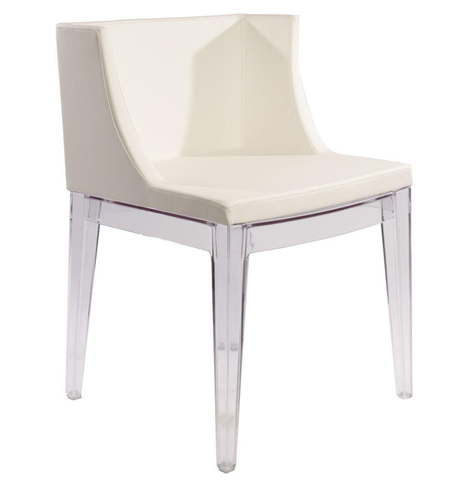 replica philippe starck mademoiselle chair by philippe starck matt