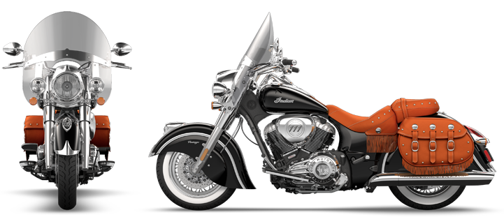 Brand new Indian Chief Vintage with new 111 power plant