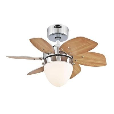 ceiling fans home depot. Indoor Chrome Finish Ceiling Fan Fans Home Depot N
