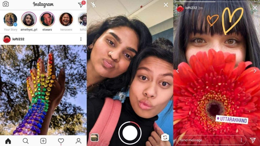 Instagram Lite Users In India Can Now View Reels But They Still Can T Create Them Technology News Eagles Vine In 2021 Instagram Lite New Technology