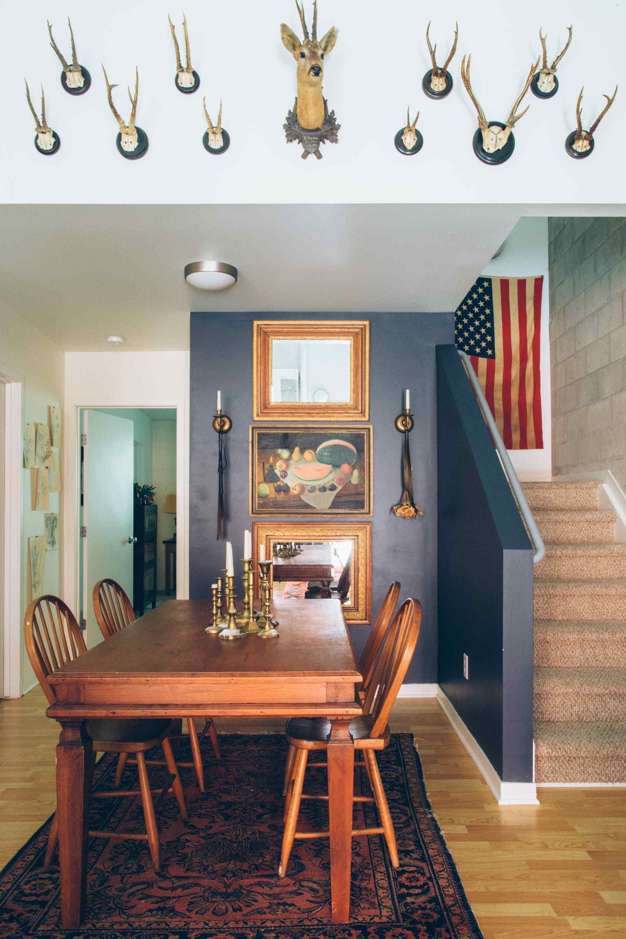 Maximalist Decor Apartments Dining Rooms - Fresh ...