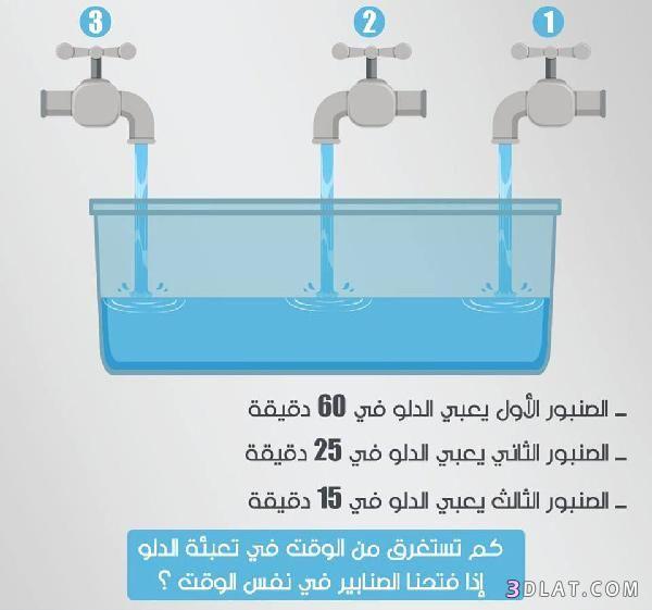 ألعاز صعبة حلولها أصعب الغاز حلولها وصور 3dlat Com 12 18 39c8 Funny Arabic Quotes Funny Jokes Puzzle Solving