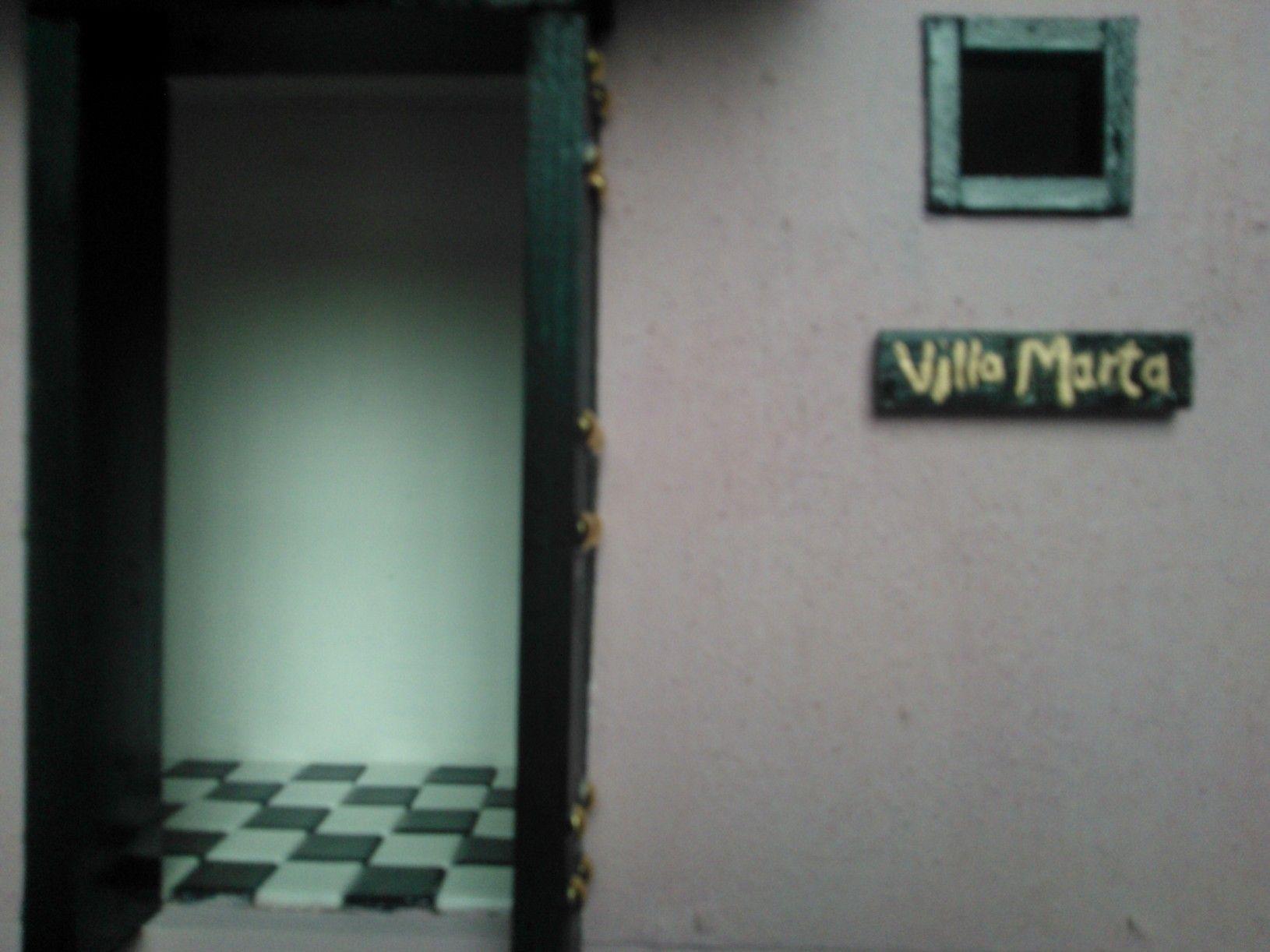 Corsican house Villa Marta