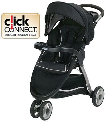 Get A Sturdy Stroller That Won T Tip Over When Baby Not In It And