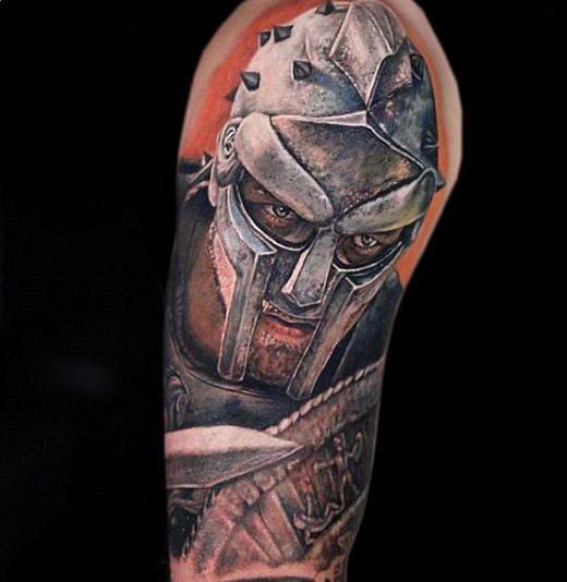 Warrior Movie Fight Scene: 50 Gladiator Tattoo Ideas For Men
