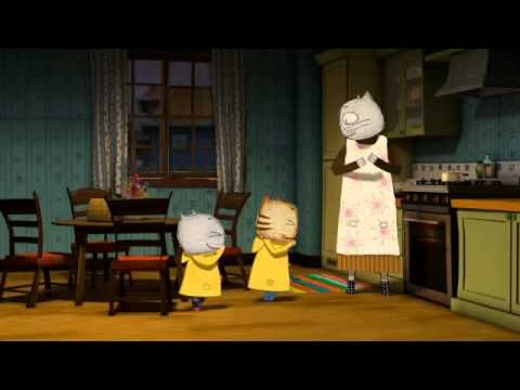 Cloud Bread is a beautiful cutout animation TV show about two kittens (Hongbi and Hongshi) who get to fly by eating bread their mom makes with clouds. ★ 38th...