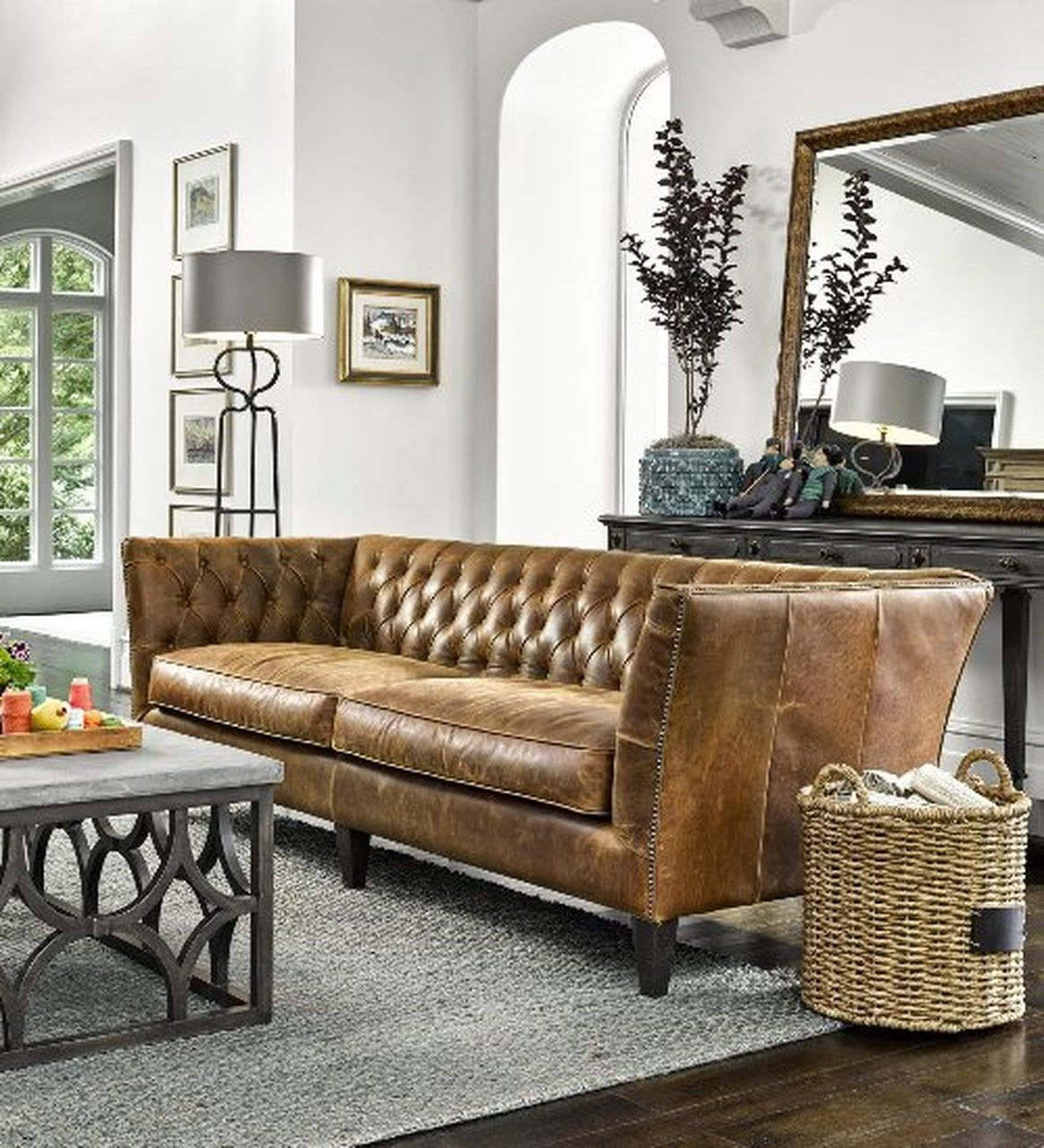 The 3 Most Comfortable Couch Types in the World   Tufted ...