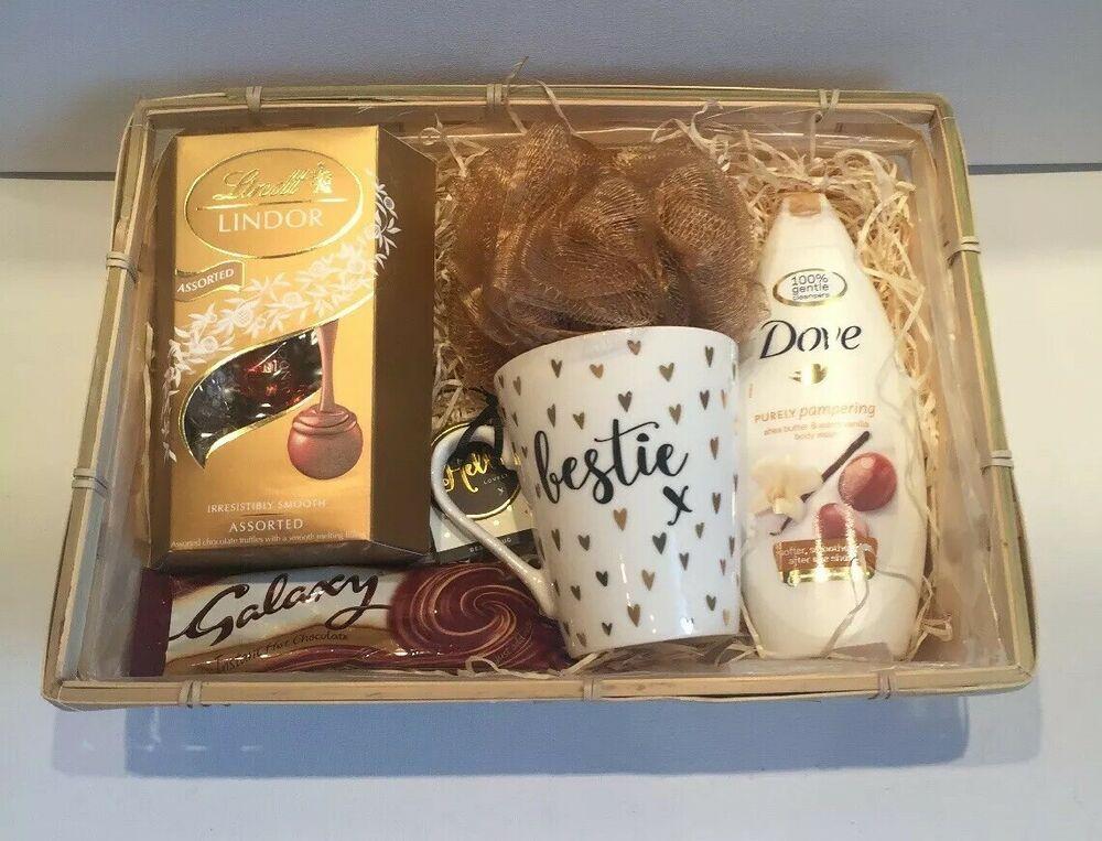Birthday Thank You Gift Basket Hamper for Her Gift Idea