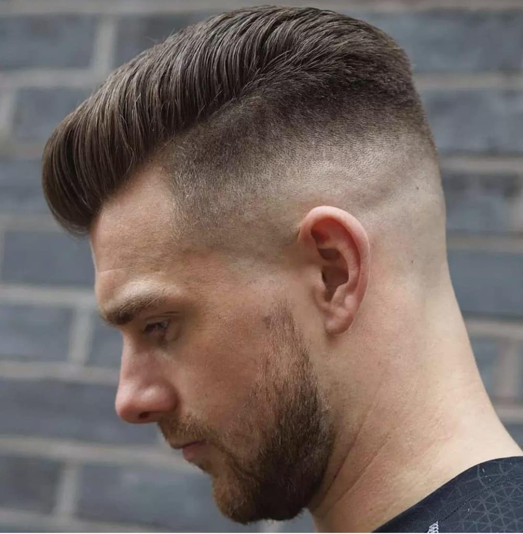 Best High Fade Haircut Styles Skin Fade Pompadour Mens Haircuts Fade Fade Haircut