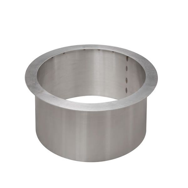 Breeo Zentro 29 Fire Pit Ring Insert Stainless Steel Steel