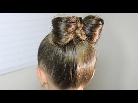 リボンヘア 2 かんたん かわいい 女の子のヘアスタイル 女の子 髪型 アレンジ 入学式 ヘアスタイル 子供髪型アレンジ