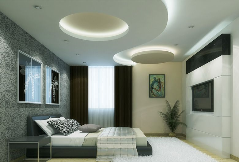 Inspiring False Ceiling Designs Living Room