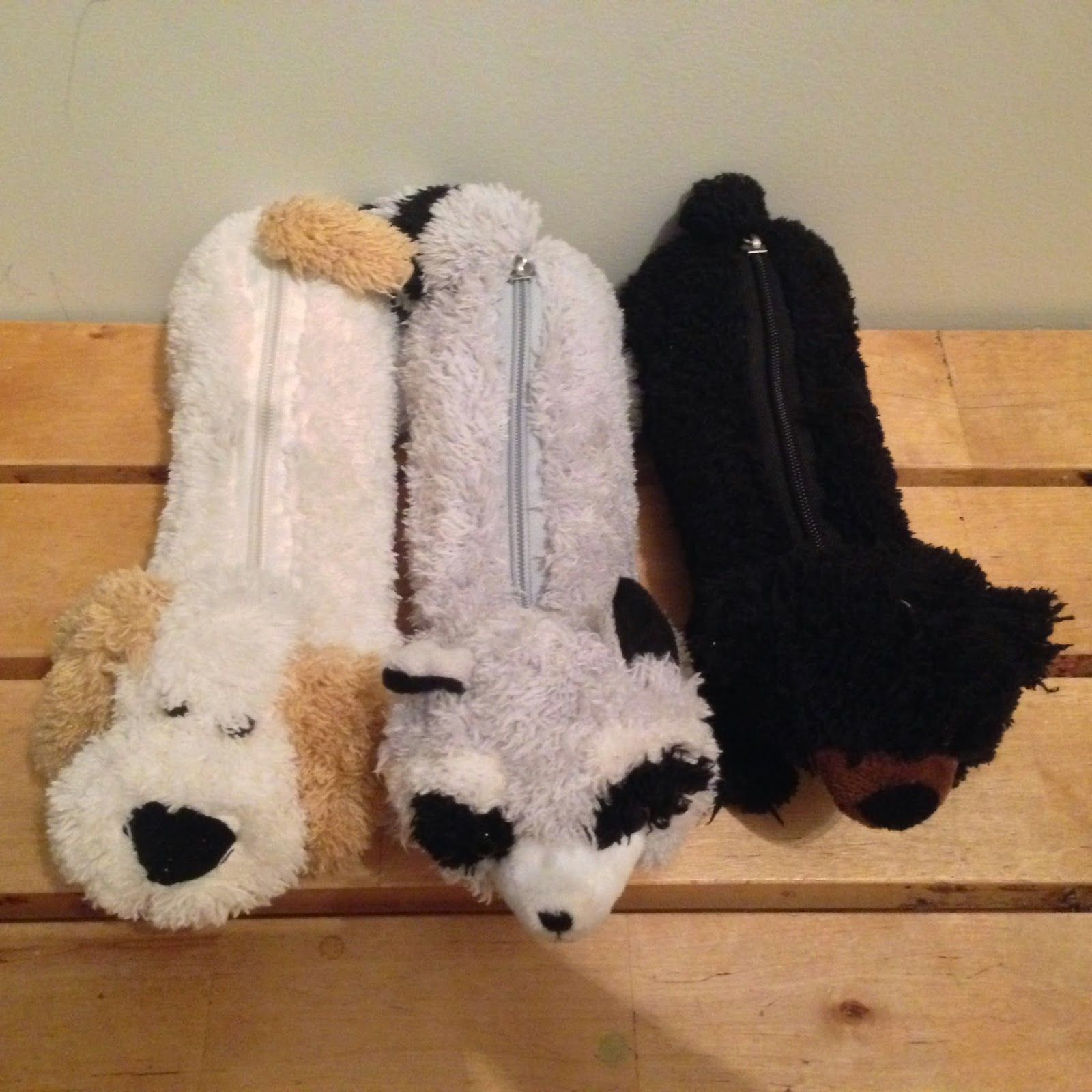how to make a weighted stuffed animal for sensory processing