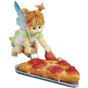 My Little Kitchen Fairies PIZZA SLICE by Enesco Kitchen Fair ...