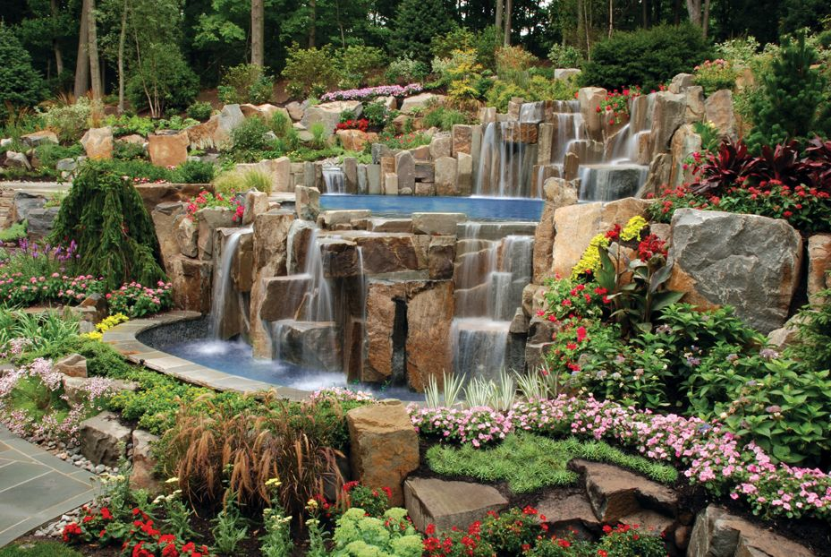 Luxury Decorative Garden | Luxury Gardens & Garden ...