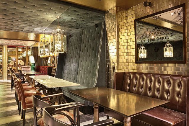Best Restaurants Design Trends For 2017 Restaurant Interior Interior Design Restaurant Interior Design
