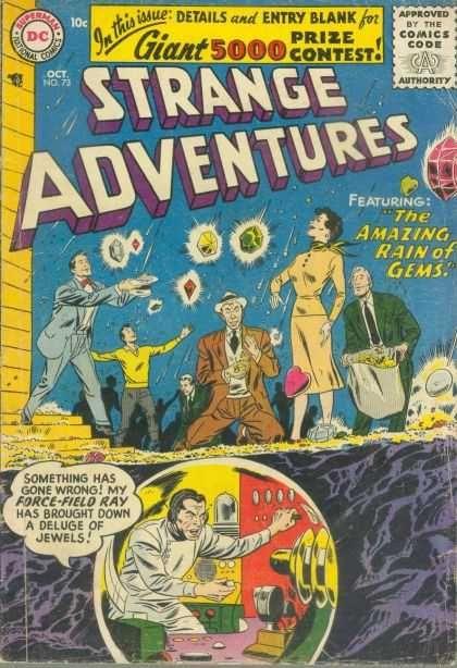 Gems - Dc - Dc Comics - Rain - Jewels