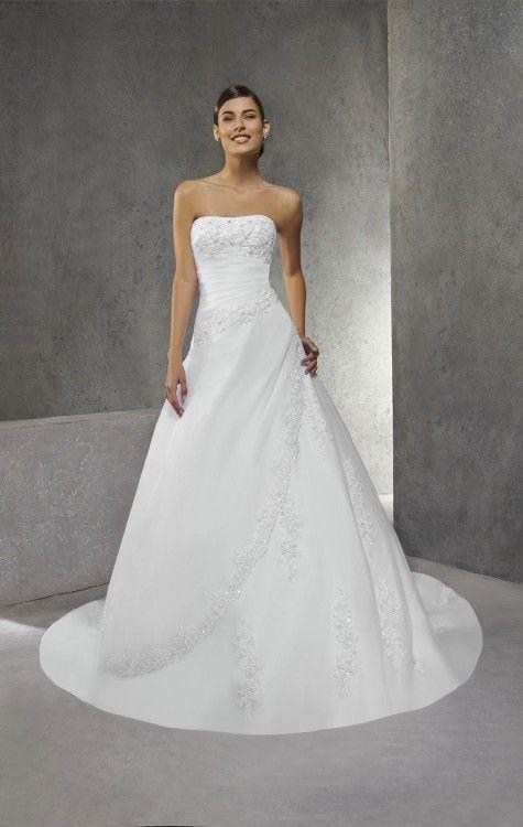 Empire du mariage | MURANO | Robe de mariee,