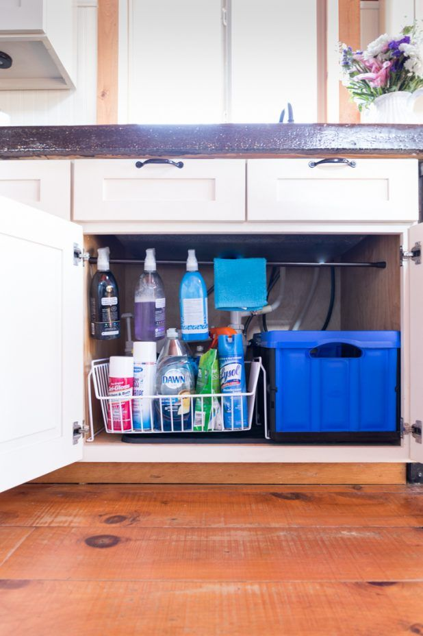 Under Kitchen Sink Organization Organizations, Under sink