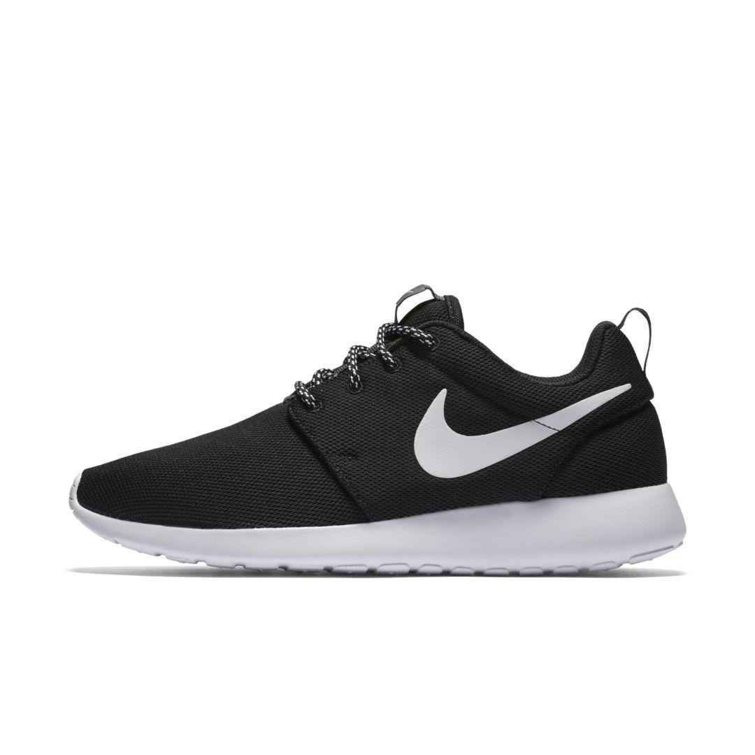e917e441394a Nike Roshe One Women s Shoe Size 11.5 (Black) in 2019