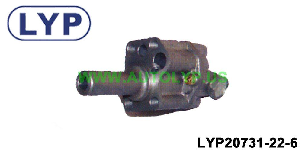 LYP-20731-22-6OIL PUMP/BOMBA DE ACEITE15010-21001REPLACEMENT FOR/REEMPLAZO PARANISSAN