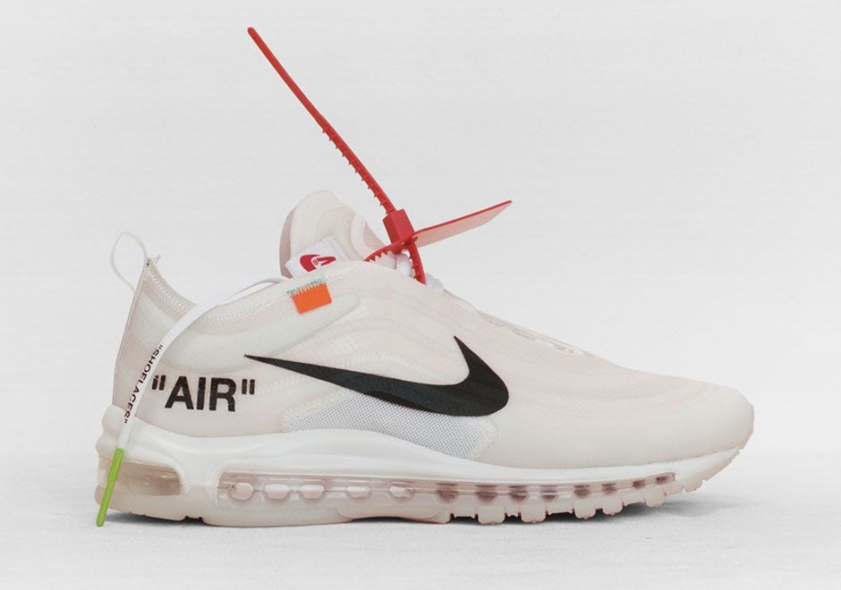 air max 97 uomo off white