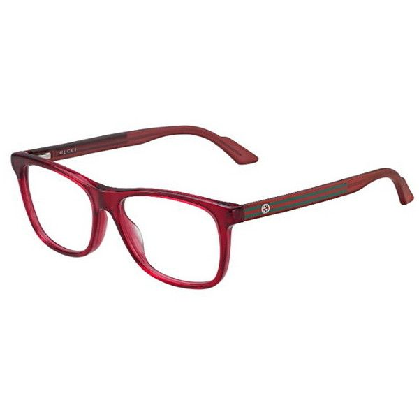 040433fdcb0 Gucci GG 3725 M7Y Eyeglasses ( 110) ❤ liked on Polyvore featuring  accessories