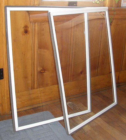 Split Energysavr Tm Window Inserts Panel Insulate Windows