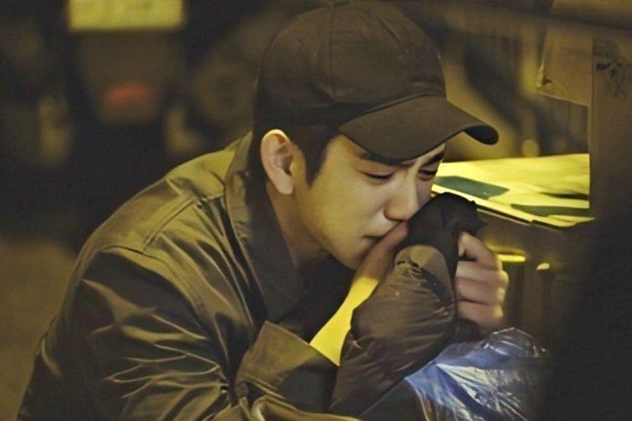 """GOT7's Jinyoung Breaks Down In Flood Of Tears In """"When My Love Blooms"""""""