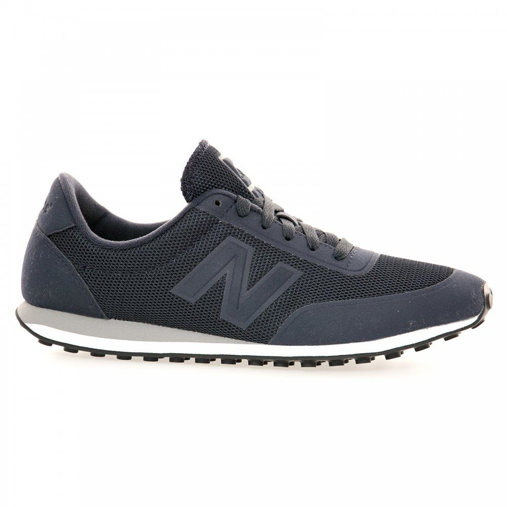 navy new balance trainers mens