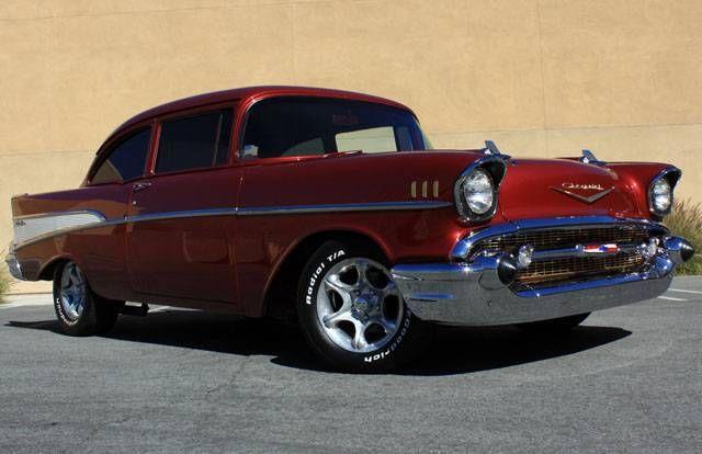 1957 Chevrolet 210 Hemmings Motor News 1957 Chevrolet