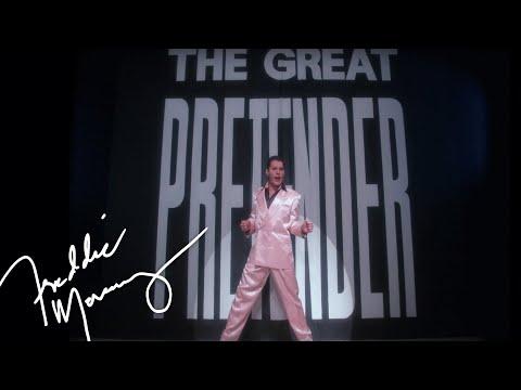 297 Freddie Mercury The Great Pretender Official Video Remastered Youtube Canciones Musica Mercury