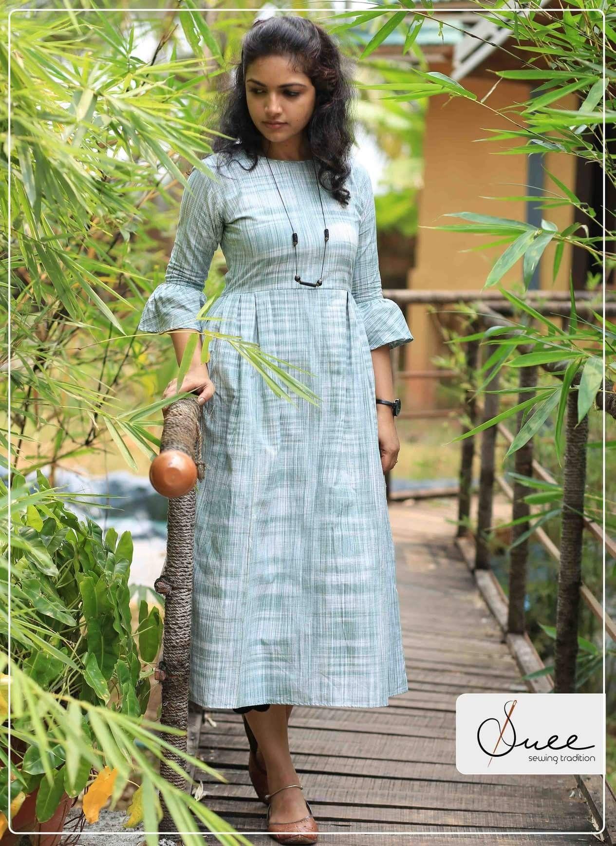 Lovely kurti dress fabrics pinterest dresses frocks and kurti