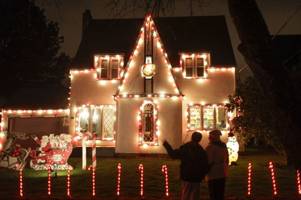 The best Christmas lights around Portland Holiday Events Guide 2015