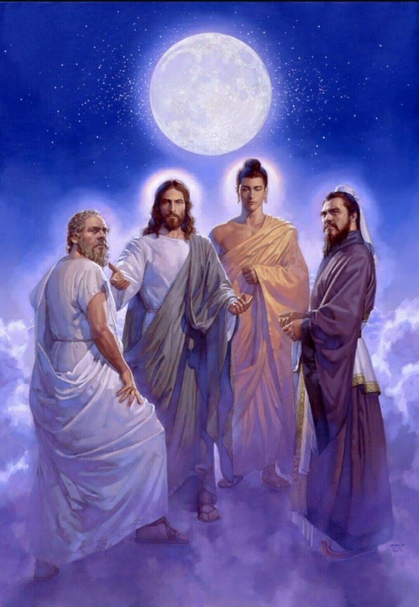 Socrates Jesus Christ Sakyamuni Confucius Jesus Art My Pictures Archangels