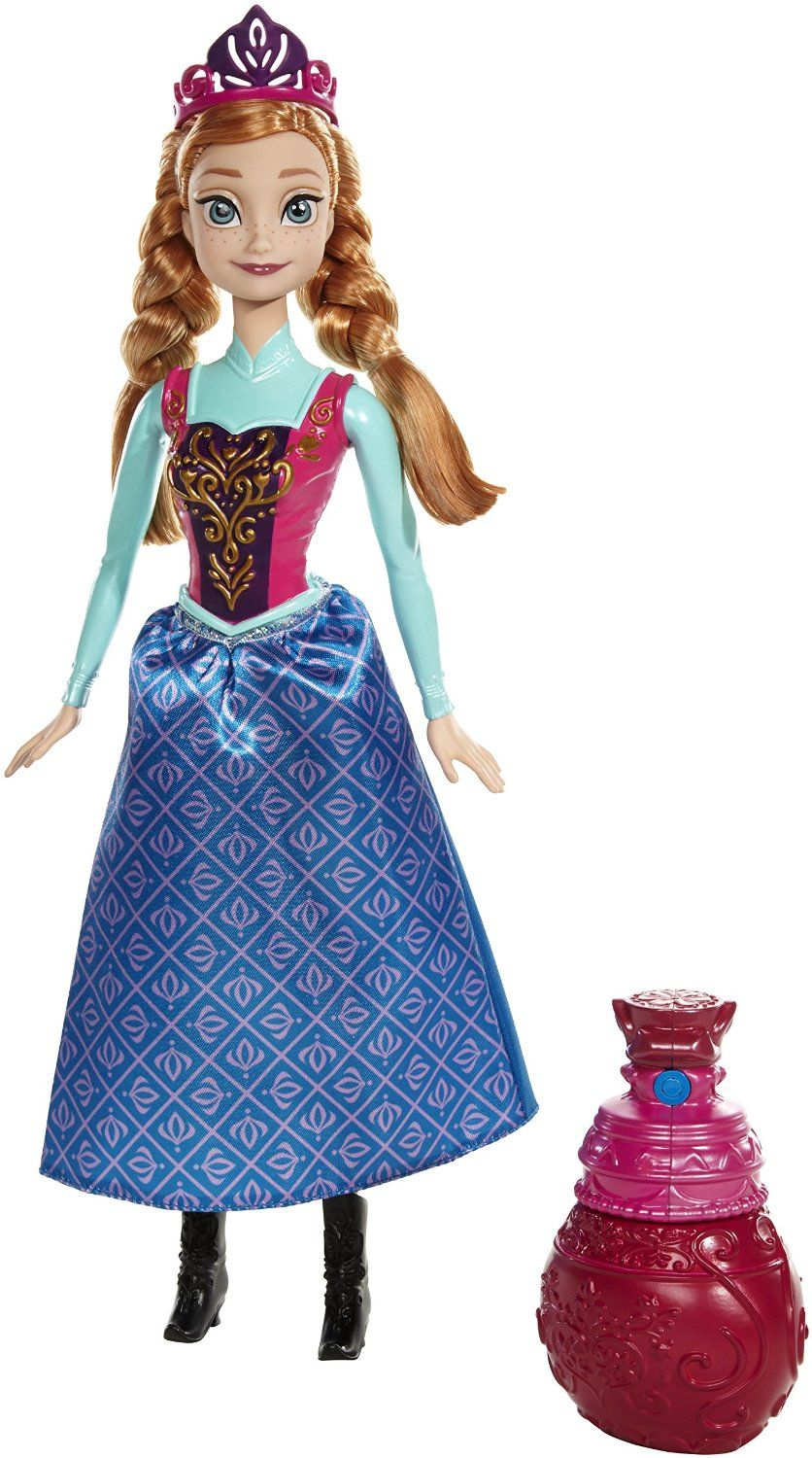 Discover the magic of Frozen's royal sisters and the