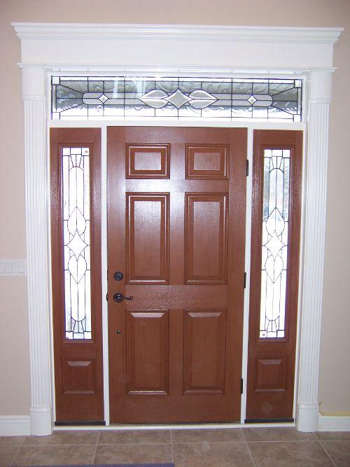 Custom Entry Door Buffalo Ny Quaker Millwork Exterior Doors Interior And