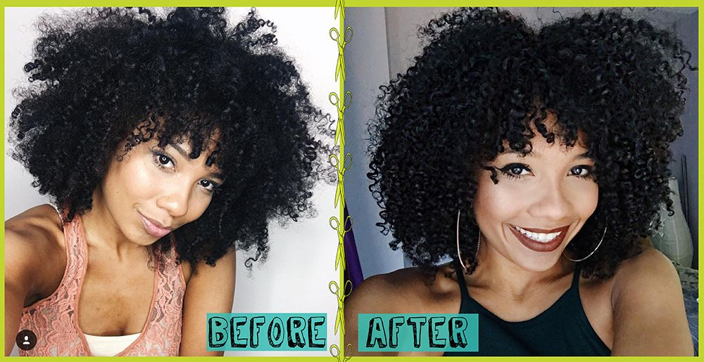Devacut Before Afters That Will Make Your Jaw Drop Devacurl Blog Curly Girl Method Curly Hair Styles Natural Hair Styles