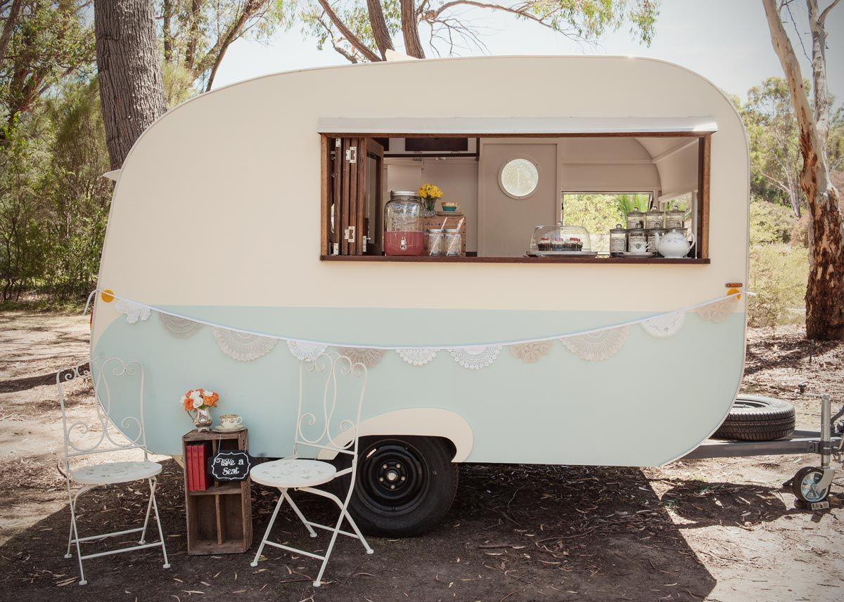 Caravan tow bar tall mirrored cabinet