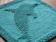 Ravelry: Dolphin Dishcloth pattern by Kelly Daniels (With ...