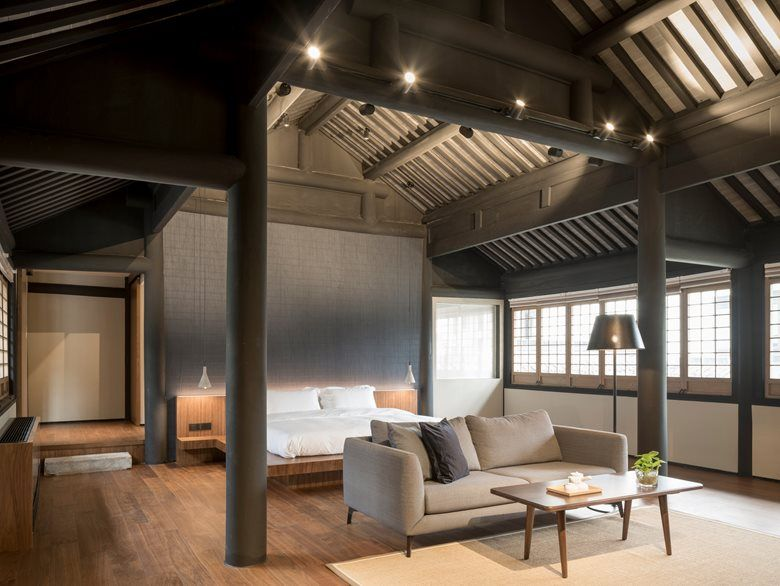 Historic house renovation in suzhou picture gallery