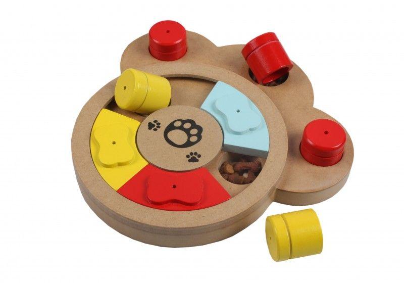 jouet trick pour chien jeux pour chien pinterest chien jouet chien et chiot. Black Bedroom Furniture Sets. Home Design Ideas