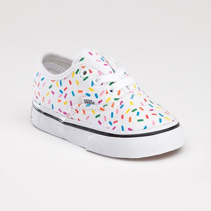 Sprinkles Authentic, Toddlers | Baby girl shoes, Cute baby