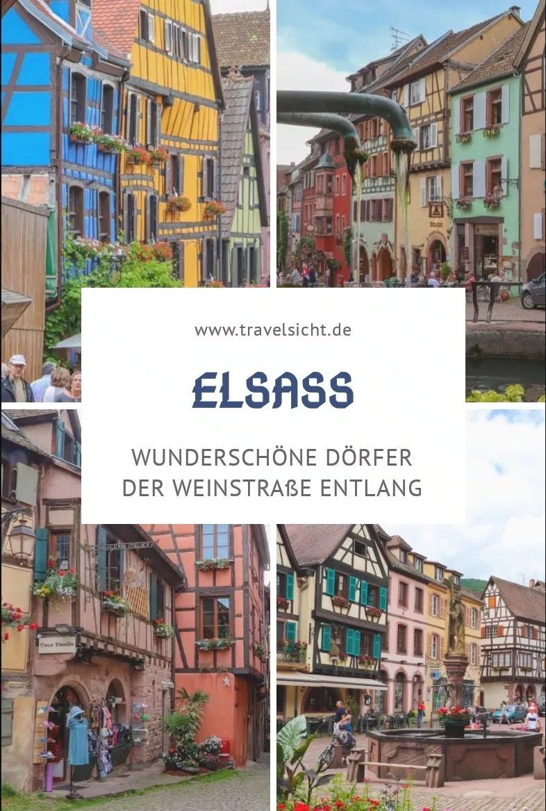Mit Dem Auto Im Elsass Reisetipps Und Route Travelsicht Elsass Urlaub Urlaub Reisen Reisen