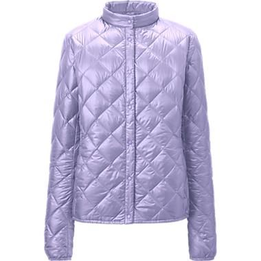 WOMEN ULTRA LIGHT DOWN COMPACT QUILTED JACKET