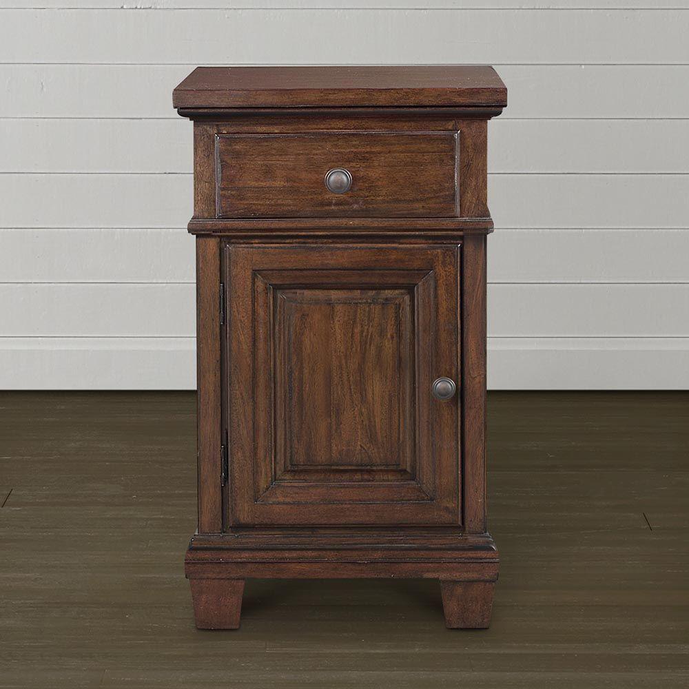Bedside Cabinet By Bassett Furniture