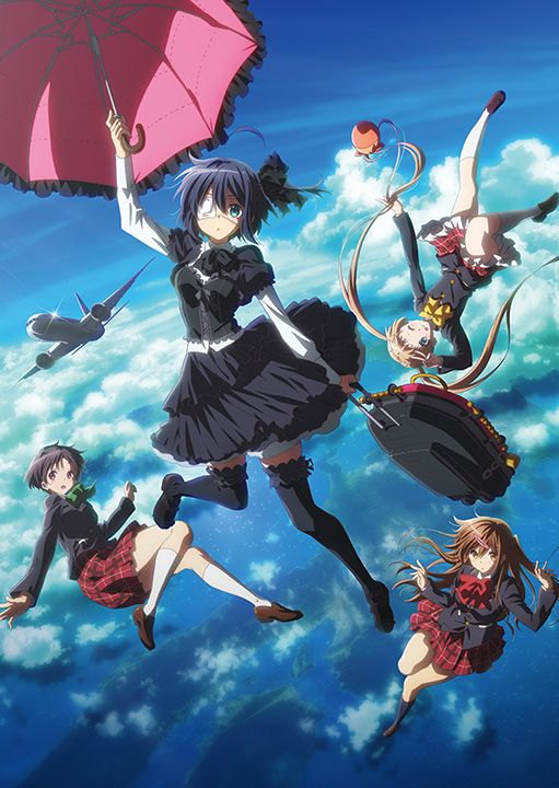 Love Chunibyo Other Delusions New Anime Movie In January 2018