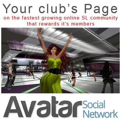 These ads and logos have been used all over the internet and in virtual worlds to advertise Avatar Social Network. Please feel free to use them on your blog, or in your store to advertise this website. We appreciate it. Thank you!